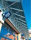 Brise soleil photovoltaique orientable