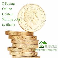 paying online content writing jobs available the write styles