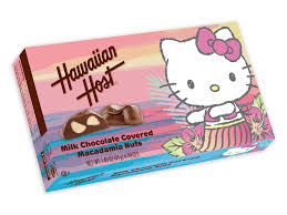 <b>Hello Kitty</b> Chocolate Covered Macadamias 1.45oz