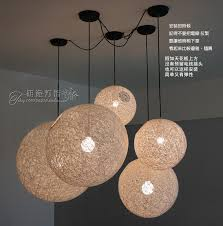 aliexpresscom buy random light simple rattan ball pendant light natural handmade twine vines ball lights restaurant bar lighting from reliable light ball pendant lighting