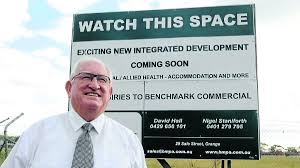 million private hospital development just the job for orange a great opportunity orange or john davis at the site of the proposed private hospital