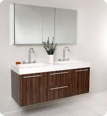 fvnes bellezza modern double vessel sink bathroom vanities contemporary bathroom vanities and sink consoles