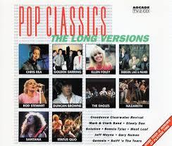 Pop Classics - <b>The Long Versions</b> (1991, CD)   Discogs