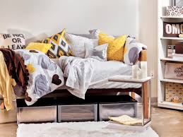 college dorm room ideas gray and yellow shared room ideas college dorm chic design dorm room ideas