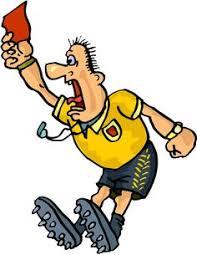 Αποτέλεσμα εικόνας για referee soccer games