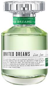 <b>Туалетная вода UNITED</b> COLORS OF BENETTON United Dreams ...