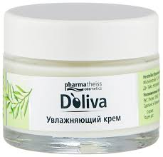 Купить D'oliva <b>Увлажняющий крем</b> для лица для <b>всех</b> типов кожи ...