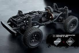 <b>Радиоуправляемый трофи MST</b> CMX 4WD Kit масштаб 1:10 2.4G ...