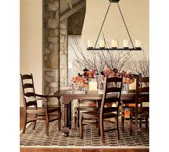 Linear Dining Room Lighting 1000 Images About Pottery Barn On Pinterest Pottery Barn