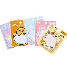 <b>1pack</b>/<b>lot Japanese cute cartoon</b> Melody lazy egg sticky note memo ...