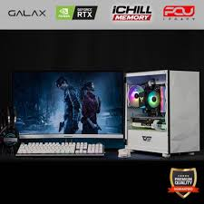 Budget Custom <b>Gaming</b> PC Desktop Computer / Ryzen 5 2600 ...