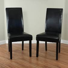 Black Dining Room Chairs Black Dining Room Chair Covers Make Elegance In Your Room