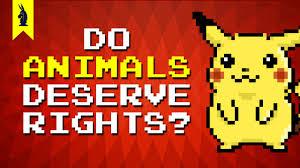 should animals have human rights   pokémon   speciesism     bit    should animals have human rights   pokémon   speciesism     bit philosophy   youtube
