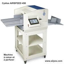 <b>CYKLOS AIRSPEED 450</b> MACHINE A RAINER ET PERFORER