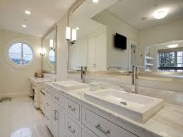 bathroom vanity mirror ideas modest classy: white vanity mirror double bathroom vanity mirrors framed