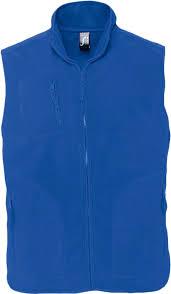 <b>Жилет Norway</b> ярко-синий, <b>размер</b> L оптом под логотип