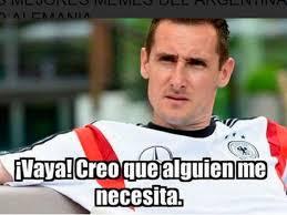 Argentina 4-2 Alemania: los memes del debut del 'Tata' Martino ... via Relatably.com