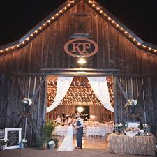 barn wedding with bistro lighting barn wedding lighting