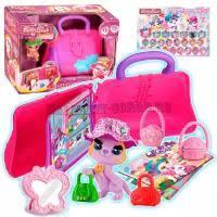 <b>Игровой набор</b> Filly <b>Kitty Club</b> Магазин в сумочке D162004-3850 в ...