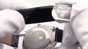 Обзор. Женские наручные <b>часы Cover Co177</b>.<b>01</b> - YouTube