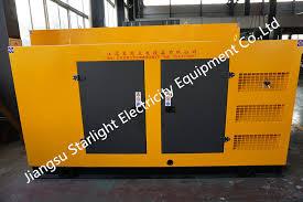 <b>China</b> Factory Generator <b>50kw 62.5kVA</b> Weichai R4110d <b>Diesel</b> ...