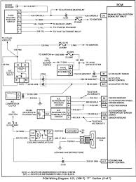 4th gen lt1 f body tech articles enlarge pcm wiring page 5