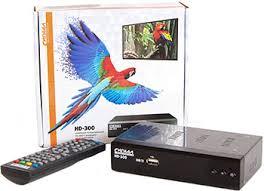 <b>Цифровой телевизионный ресивер Сигнал</b> DVB-T2 HD HD-300 ...