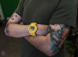 Мужские <b>часы Casio</b> G-Shock <b>GD</b>-<b>X6900HT</b>-<b>9E</b>