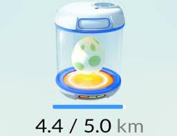 Image result for pokemon go hatching eggs
