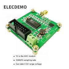 DAC8563 digital to analog conversion data acquisition <b>module</b> Dual ...