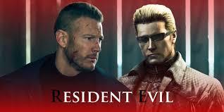 Resident Evil Reboot Movie's <b>Albert Wesker</b>, Tom Hopper, on Its ...