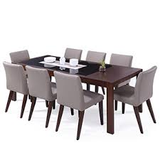 person dining room table foter: buy  seater wooden dining sets online in india urban ladder