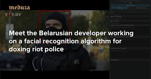 'You have no masks' Meet the Belarusian developer working on a ...