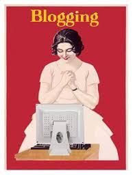 Image result for woman blogging
