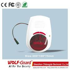 China <b>Outdoor Waterproof Wireless</b> Siren with 315/<b>433MHz</b> - China ...