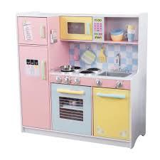<b>KidKraft</b> Large <b>Pastel</b> Kitchen Playset-53181 - The Home Depot