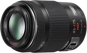 Panasonic <b>LUMIX H-PS45175E-K GX</b> Vario Telephoto: Amazon.co ...