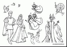 Small Picture awesome disney princess coloring pages with sleeping beauty