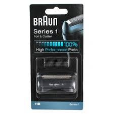 <b>Сетка</b> и <b>режущий блок 11B</b> для электробритв <b>Braun</b> Series 1 ...