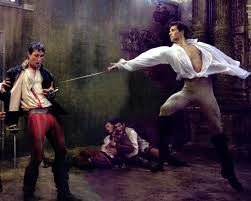 Image result for image of romeo and mercutio