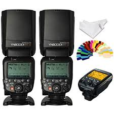 <b>YONGNUO</b> YN024 <b>YN600EX</b>-<b>RT</b> Wireless Flash Speedlite <b>2</b> Piece