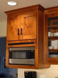 kitchen microwave cabinet cabinets custom shaker style knotty alder cabinets shaker cabinets in knotty birch sta