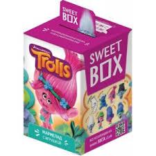 "<b>Мармелад с игрушкой</b> Sweet Box Trolls ""Тролли"") | Отзывы ..."