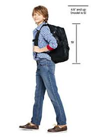 School Uniform Kids ClassMate <b>Extra Large Backpack</b> | Lands' End