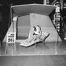 The Olympia Camping and Outdoor <b>Life</b> Exhibition in the 1960s ...
