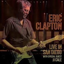 eric clapton live in san diego with special guest jj cale 3 lp