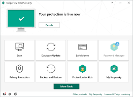 Kaspersky Total Security 2020 | <b>PC</b>, Mac & Android Protection ...