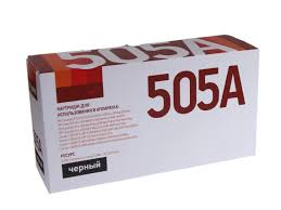 <b>Картридж EasyPrint LH</b> 505A <b>U</b> Black для HP LJ P2035 2055 M401 ...