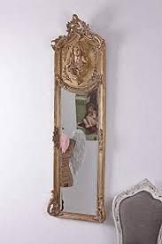 <b>Wall Mirror Baroque</b> Mirror Gold Hall/180x55 Ceremonial Palazzo ...
