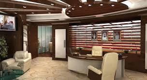 modern ceo office